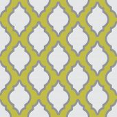 foto of arabian  - Seamless pattern in arab style for web design or home decor - JPG