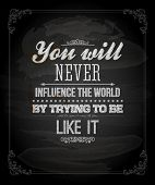 picture of saying  - Quote Typographical Background - JPG