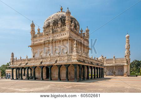 The Mausoleum Of Tipu Sultan