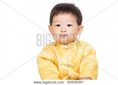 Chinese baby boy