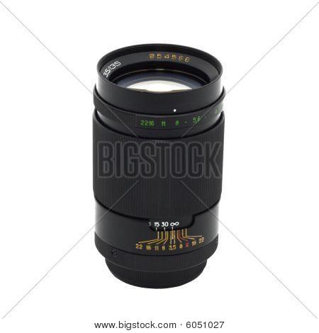 Long-focus Lense