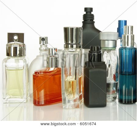 Perfume And Fragrances Bottles