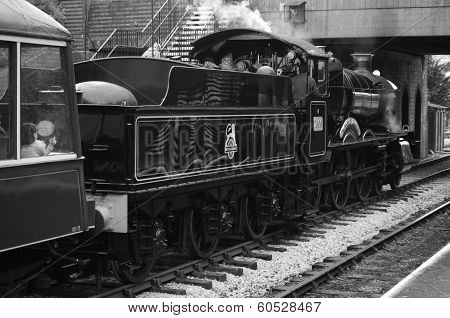 Great Western Manor Locomotive