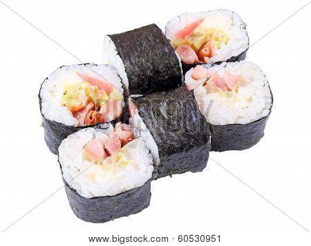 Shiro Maki Rolls