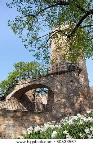 Castle Pulvertum Jena