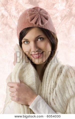 Sweet Girl Pink Hat