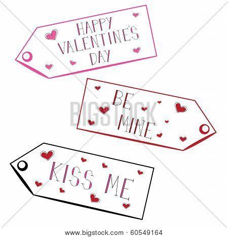 Valentine's Tags