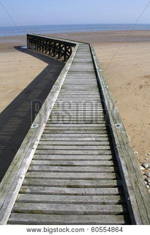 Grandcamp-maisy Pier