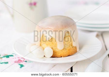 Kulitch (kulich), Russian Easter Bread