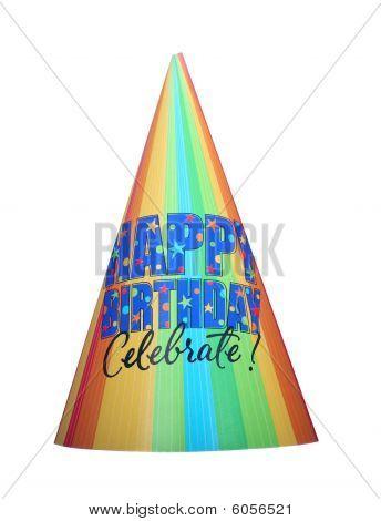 Happy Birthday Celebrate Party Hat