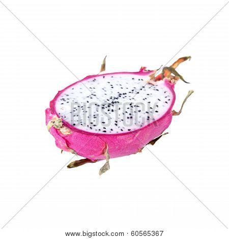 Half Of Dragon Fruit
