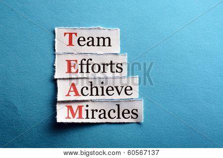 Team Paper