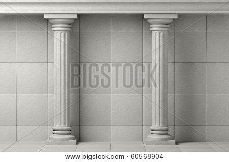 Classic Ancient Columns