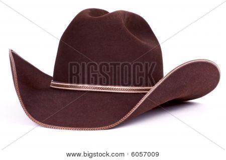 Cowboy hat.