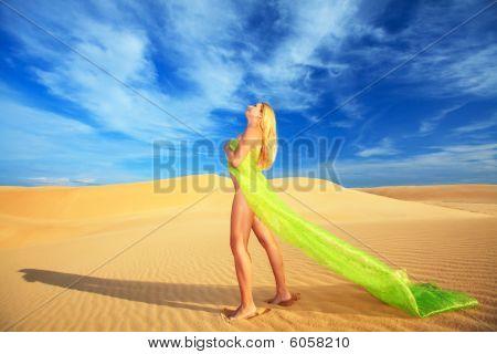 Desert Mermaid