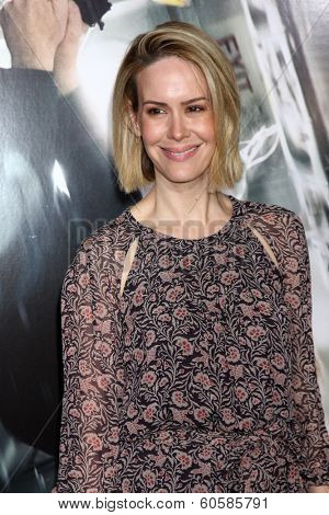 LOS ANGELES - FEB 24:  Sarah Paulson at the