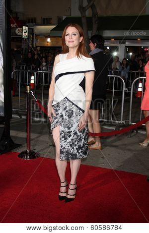 LOS ANGELES - FEB 24:  Julianne Moore at the