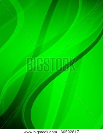 Abstract Green Background 3