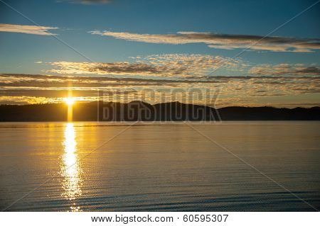 Derwent River Sunrise