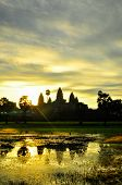 stock photo of raider  - Angkor Wat temple Siem Reap Cambodia Asia - JPG