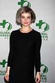 LOS ANGELES - FEB 26:  Alison Sudol at the Global Green USA  Pre-Oscar Event at Avalon Hollywood on