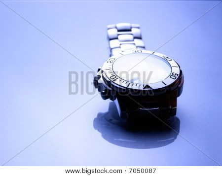 Metal Wrist Watch