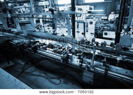 Work Of The Conveyor