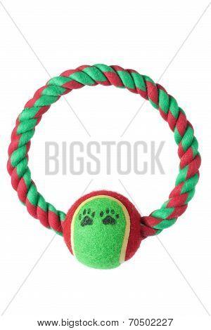 Dog Ring Toy