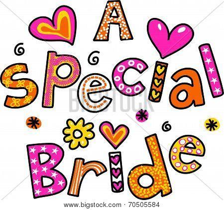 A Special Bride