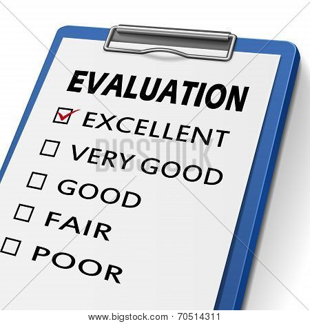 Evaluation Clipboard