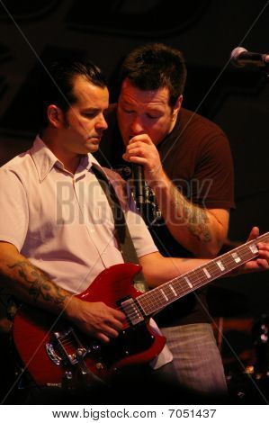 Steve Harwell and Greg Camp of Smash Mouth Performing at Celebrate Fairfax, Fairfax, Va. 2007