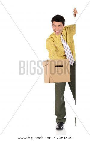 Asian Post Man