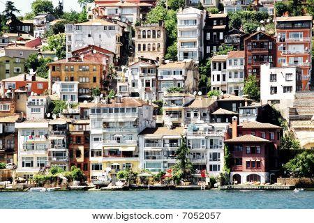 Buildings in Istanbul