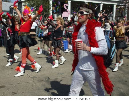 Spanish Town Mardi Gras Baton Rouge