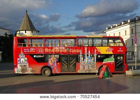Bus In Kazan