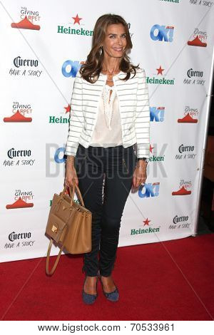 LOS ANGELES - AUG 21:  Kristian Alfonso at the OK! TV Awards Party at Sofiitel L.A. on August 21, 2014 in West Hollywood, CA