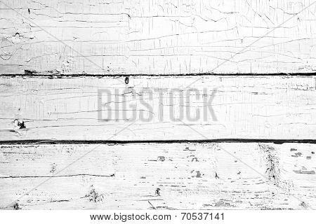 Background of old natural wooden