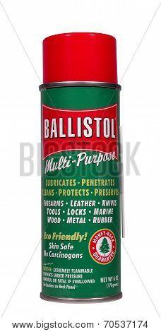 Ballistol Lubricant