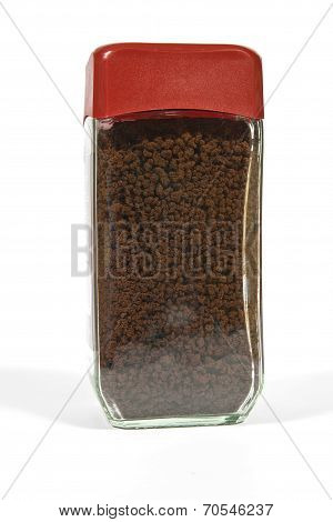 Jar Of Instant Coffee