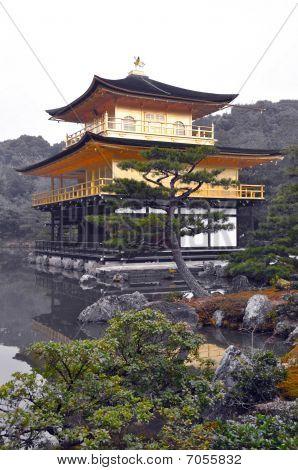 Kinkaku-ji, Golden Pavilion