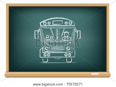board school bus