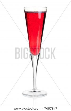 Kir Royal Alcohol Cocktail