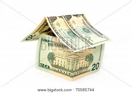 The House Made Of Dollars