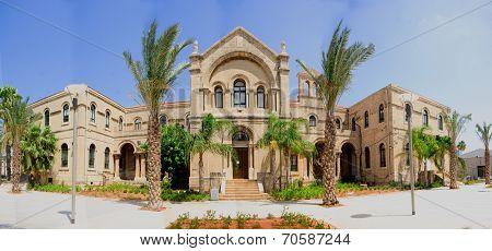 Carmelite Monastery,  Haifa