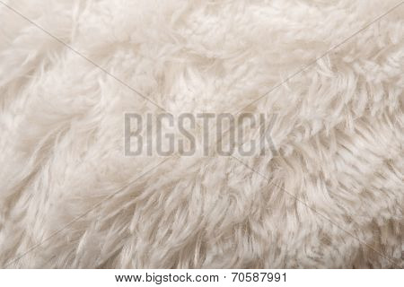 Close-up view of carpet  texture used as background