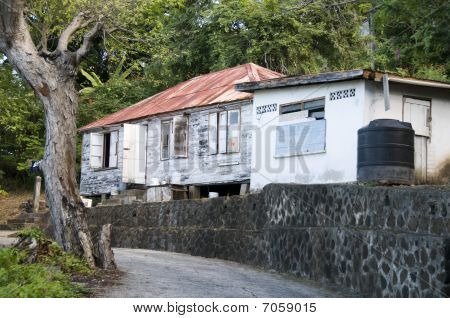 Typical Caribbean Residence St. Vincent And The Grenadines
