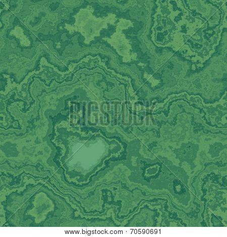 Malachite Seamless Texture