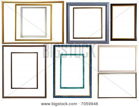 Modern Thin Plastic Picture Frames