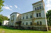 pic of manor  - State - owned manor in Belvederis, Lithuania
