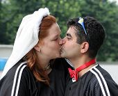 Wedding Day Kiss poster
